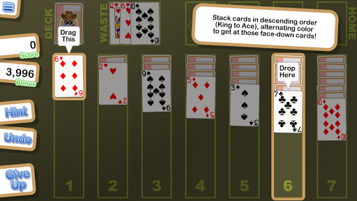 Crystal Klondike Solitaire  screenshots EasyGameCheats.pro 4
