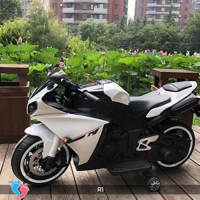 Xe mô tô điện thể thao cho trẻ R1 15