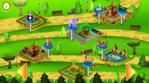 Girls Fun Trip - Animal Zoo Game  screenshots 3