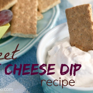 Sweet Goat Cheese Dip