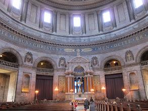 Photo: Marble church (inside)