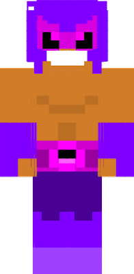 El Primo is hero from game Brawl Stars. El Rudo Primo is skin on El Primo