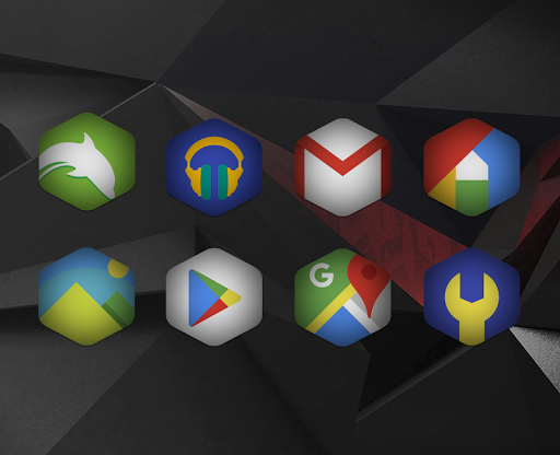 Download Umfo - Icon Pack MOD APK 2