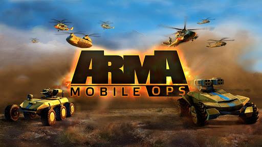 Arma Mobile Ops  άμαξα προς μίσθωση screenshots 1