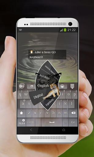 玩免費個人化APP|下載如同一位老闆 GO Keyboard app不用錢|硬是要APP