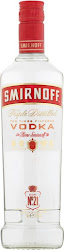 Smirnoff Triple Distilled Vodka - 70cl