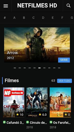 Netfilmes HD 2.0 screenshots 1
