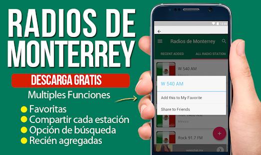 Radios de Monterrey Emisoras de Monterrey 2