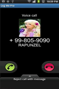 Call From Rapunzel Prank - náhled