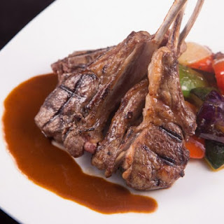 Outback Steakhouse Rack of Lamb Cabernet Sauce