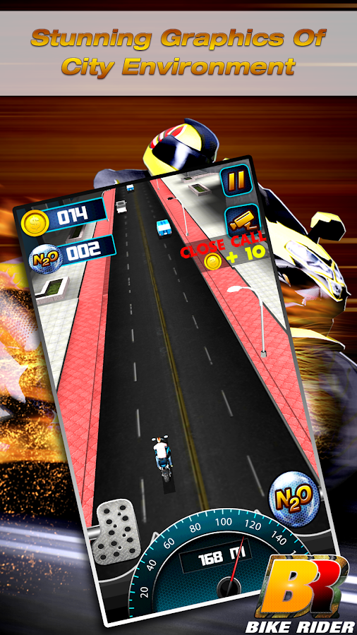 Ultimate Highway Rider-3D- screenshot