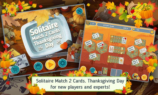 Solitaire Match 2 Cards