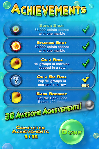 Bubble Bust! HD Bubble Shooter - screenshot