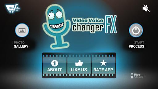 Video Voice Changer FX 1.1.5 screenshots 4