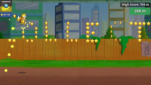 Honey Bunny Ka Jetpack screenshot 5