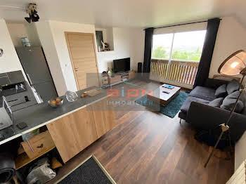 Appartement 2 pièces 35,2 m2