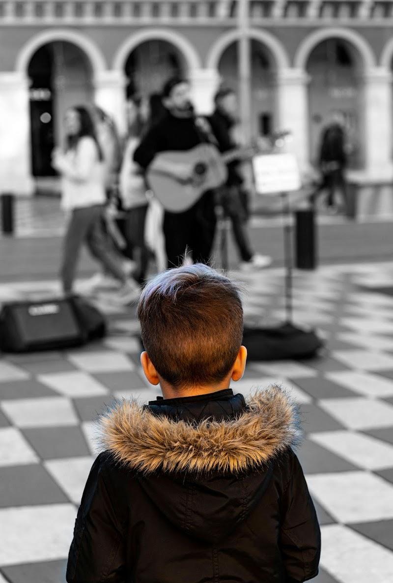 La musica ....incanta.... di Ocram