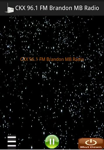 CKX 96.1 FM Brandon MB Radio