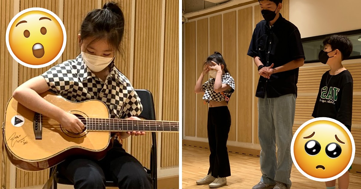 A Day In The Life Of An 8-Year-Old Aspiring K-Pop Idol Trainee