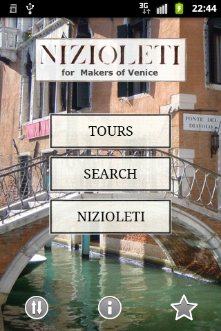 Nizioleti for Makers of Venice