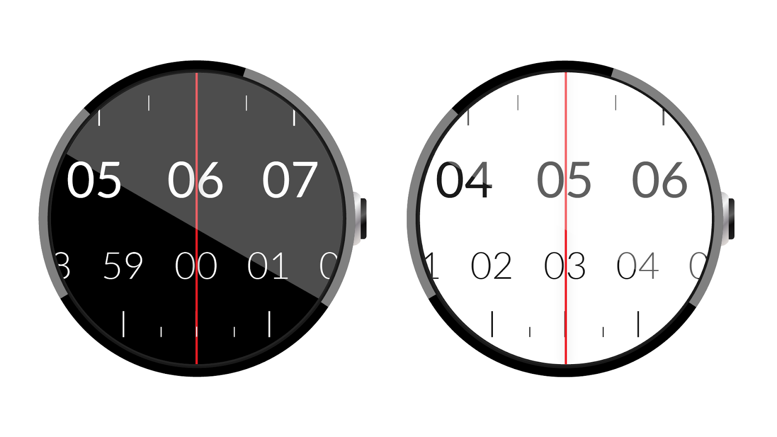 Time Tuner Watch Face- screenshot
