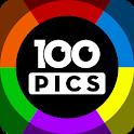 100 PICS Quiz - Guess Trivia, Logo & Picture Games icon