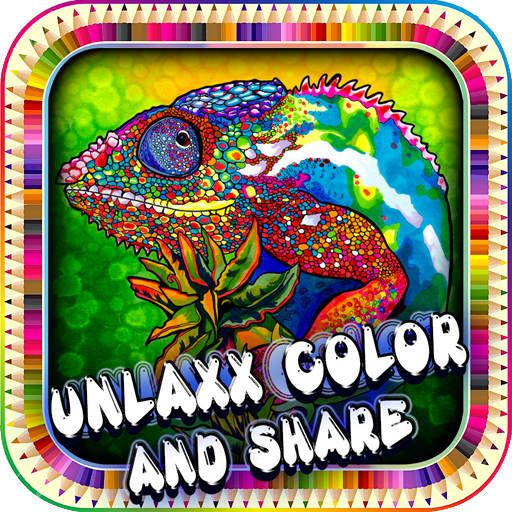 Unlaxx  Color and Share (game)