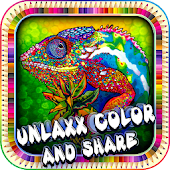 Unlaxx  Color and Share