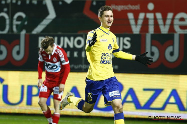 """STVV heeft een nieuw goudhaantje: """"Het beste gevoel dat je kan meemaken in het voetbal"""""""