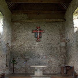 The chapel st cedds church bradwell on sea by Mike Tricker - Buildings & Architecture Places of Worship ( church,  )