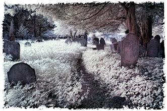 Photo: Welsh Graveyard (Clive Haynes)