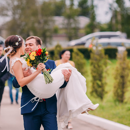 Wedding photographer Mariya Kostina (MashaKostina). Photo of 07.10.2017
