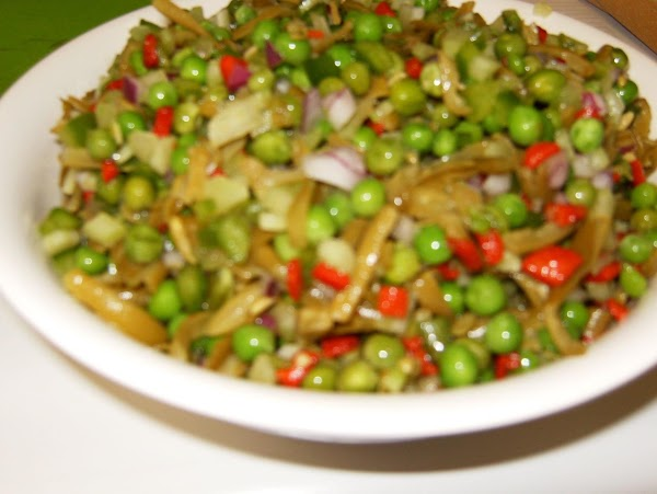 Lola's Green Bean Salad Recipe