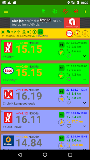 FuelPump 2 2.1.88.5223 screenshots 2