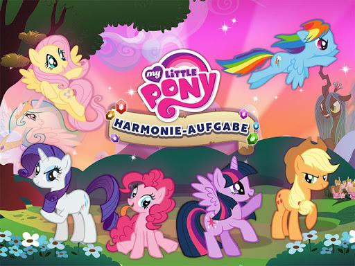My Little Pony: Harmony Quest  Frei Ressourcen 1