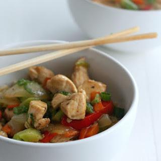Chicken Teriyaki Stir-Fry