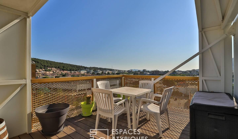 Appartement avec terrasse La Valette-du-Var