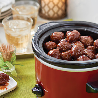 Cranberry Barbecue Meatballs Recipe
