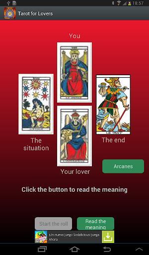 Tarot for Lovers
