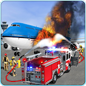 Airplane Crash Rescue: Rescue Duty Game