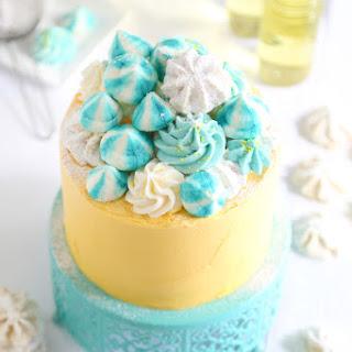 Lemon Meltaway Cake