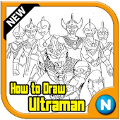 How to Draw Ultraman 2017