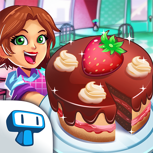 My Cake Shop - Baking and Candy Store Game Icon