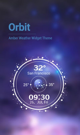 Beautiful Animated Widget Free