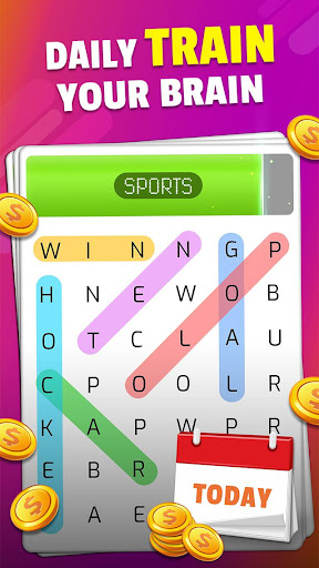 Word Search Blast - Word Search Games screenshots 3
