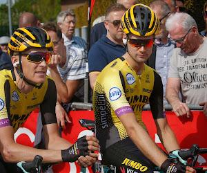 Fiets van ploegmaat Wout Van Aert gestolen vlak voor derde etappe Dauphiné