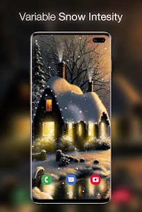 Snow Live Wallpaper 5