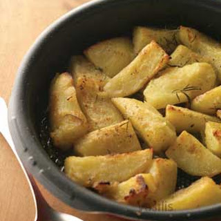 Greek Yiayia's Roasted Potatoes