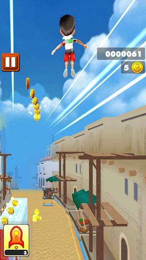 تحدي الصحراء screenshot 2