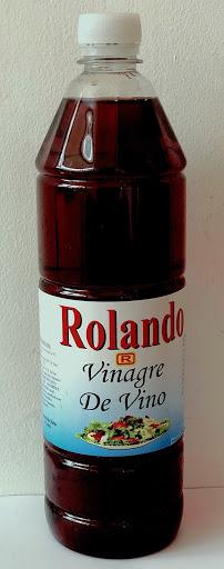 vinagre rolando vino tinto 1 litro